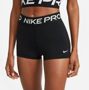 Nike Damen Pro 365 Short 3-Inch in Schwarz  CZ9857-010