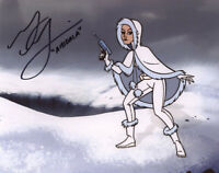 GREY DELISLE SIGNED 8x10 PHOTO AMIDALA VOICE STAR WARS RESISTANCE BECKETT BAS