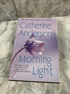 Morning Light By Catherine Anderson Hardcover Large Print