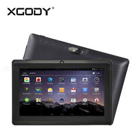 """XGODY For Kids Android 8.1 7"""" inch Quad Core 1+16GB WiFi Tablet PC 2xMode Camera"""