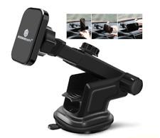 Strong Magnetic Office Desk Dashboard Windshield Phone Mount Adjustable Arm