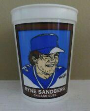 Ryne Sandberg Cubs 1989 Turkey Hill Major League Baseball Stars Cup
