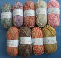 5 x 50g Balls of Sirdar Snuggly Rascal Baby D/K Wool/Yarn for Knitting/Crochet