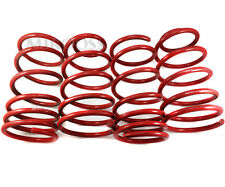 Red Springs for VOLVO S60 FK AUTOMOTIVE Federn Tieferlegungsfedern 4PCS ORIGINAL