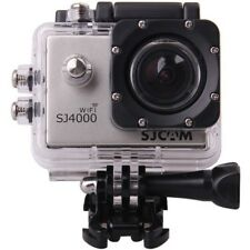 SJCAM: SJ4000 Action Camera with Wi-Fi (Silver)
