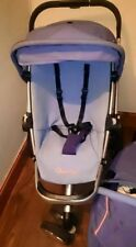 quinny buzz electric blue pram and carrycot