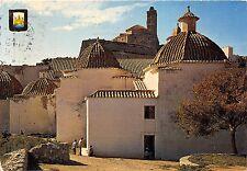 BR14355 Ibiza Templo de Santo Domingo al fondo la Catedral  spain