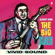 King- AlbertBig Blues + 2 Bonus Tracks! (New Vinyl)