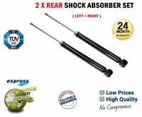 2x REAR AXLE Shock Absorbers for VW GOLF IV 2.3 V5 2000-2005