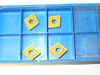 4 new VALENITE Walter CNMG 433-LM SV315 Carbide Inserts