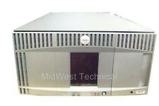 Dell Powervault ML6000 Library 41 slots with 2 WN444 LTO4 FC Tape Drives ML6010