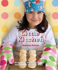 Little Kitchen, Sabrina Parrini, New Book