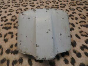 Orig.Innocenti Lambretta  Ser.2 Li/TV Rear Light Body Good Used In Orig.Paint