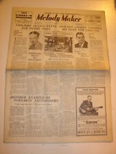 MELODY MAKER 1935 APRIL 20 JACK PAYNE HOWARD JACOBS TRENTHOLM GARDENS