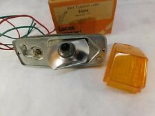 Lucas Lamp 54894 L677 Front Turn and Marker Lamp PARTIAL NOS MG Triumph