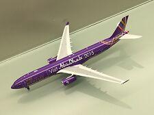 Phoenix 1/400 Etihad Airways Airbus A330-300 Visit Abu Dhabi A6-AFA metal model