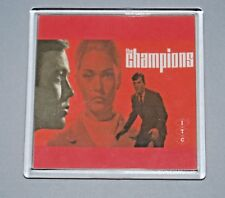 The Champions - TV series - 1960s - Stuart Damon - Alexandra Bastedo -  NEMESIS