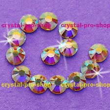 14400 pieces AB Crystal 6ss Hotfix Iron On Flatback Bead Rhinestone Gem ss6 2mm