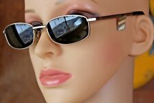 NEW~DOLCE GABBANA~$428~GREY~SILVER EyeGlasses SUNGLASSES CASE~ITALY 336~Marcolin
