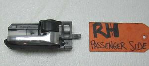 05-10 SCION TC PASSENGER SIDE R RH RIGHT DOOR HANDLE INNER LOCK SWITCH PANEL CAR