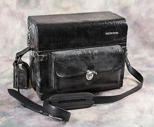 KONICA Hard Shell Camera Case w/ lens mounting plate - for that retro style