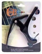 CHORD BUDDY ChordBuddy Quick Change Capo for Guitar Banjo Ukelele Mandolin - NEW