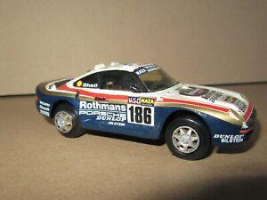 893O Kit Starter R121 Porsche 959 Rothmans #186 Paris Dakar 1986 Metge 1:43