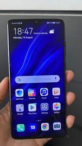 "Huawei P30 ELE-L29 Aurora 128GB 40MP WIFI NFC 6.1"" Unlocked Smartphone"