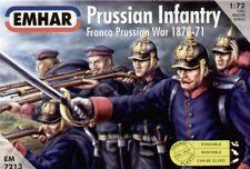Emhar 1/72 Prusse Infanterie guerre Franco-allemande # 7213