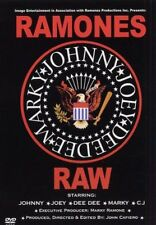 The Ramones - Raw (DVD, 2004)