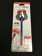 SUPER MARIO Nintendo 3DS BOBBLE ACTION Bobblehead Stylus NEW