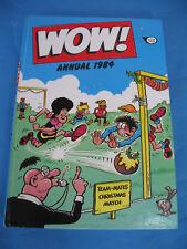 WOW!  ANNUAL   1984