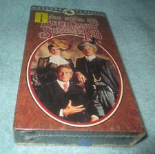 Butch Cassidy And The Sundance Kid Vhs Western Movie Newman Redford