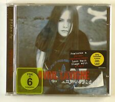 CD-Avril Lavigne-My World - #a1799 - con DVD
