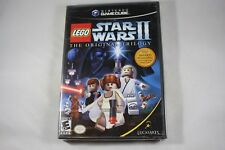 Lego Star Wars II 2 (Nintendo Gamecube) NEW Factory Sealed Near Mint