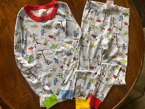 hanna andersson pajamas 130