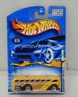 Hot Wheels Collector No. 14 2001 First Editions Surfin School Bus Signed by Phil