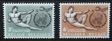 BELGIUM 1962 The Rights of Man. Set of 2. Mint Never Hinged. SG1831/1832.