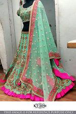 Traditional Lehenga Choli Wedding Partywear Designer Charming Ghagra Choli 2041