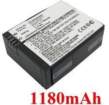 Batterie 1180mAh type 1ICP7/26/33-2 AHDBT-201 Pour GoPro HD Hero3+ Black Edition