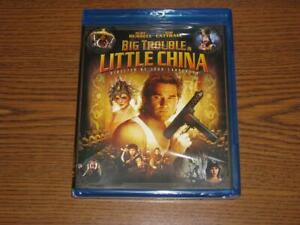 Big Trouble in Little China (Blu-ray Disc, 2013)