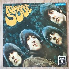 The Beatles – Rubber Soul - Italy - Parlophone – 3C 064-04115 - Vinyl