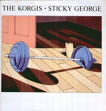 "THE KORGIS "" STICKY GEORGE "" LP NUOVO  (UNPLAYED) RICORDI ITALY"