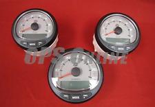 Mercury SmartCraft SC1000 Grey (2) Tachometer / Speedo 79-8M0101105 SS 8M0079901