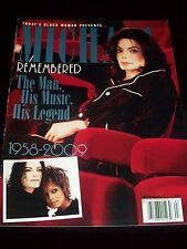Today's Black Women Presents - Michael Remembered - Magazine from 2009