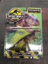Jurassic Park Lost World Junior T-Rex JP.42 1997 Kenner-Hasbro OPENED
