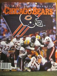1990 Chicago Bears Yearbook *rp*