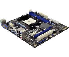 ASRock A75M-HVS Socket FM1 AMD Micro-ATX Motherboard Mitt Blende