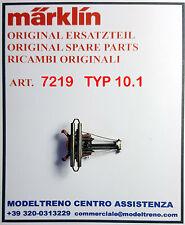 MARKLIN 7219   PANTOGRAFO  EINHOLM-STROMABNEHMER  TYPE 10.1 BRUNIERT