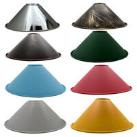 MODERN CEILING PENDANT LIGHT SHADES Multi Colour Lamp Shades Easy Fit Shades